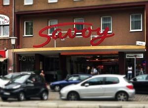 das Savoy-Kino in Hamburg
